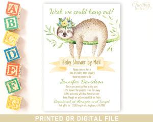 sloth yellow